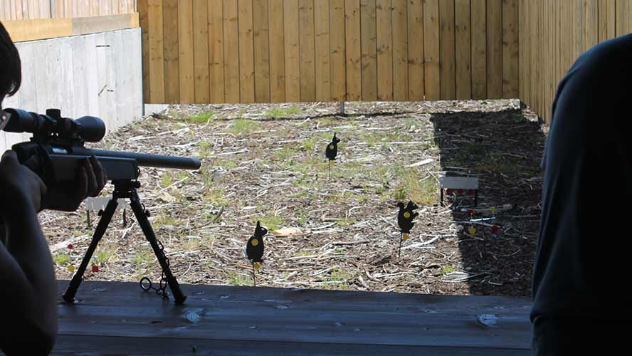 Air Soft Rifle Range Rivervalleypark